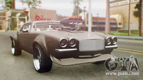 GTA 5 Imponte Nightshade IVF for GTA San Andreas