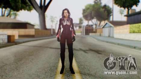 Jillanna for GTA San Andreas second screenshot