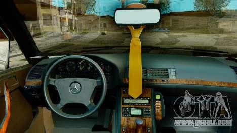 Mercedes-Benz E420 for GTA San Andreas right view