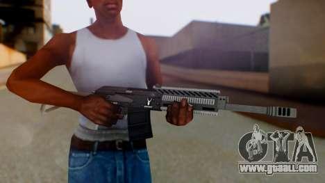 GTA 5 Heavy Shotgun - Misterix 4 Weapons for GTA San Andreas third screenshot