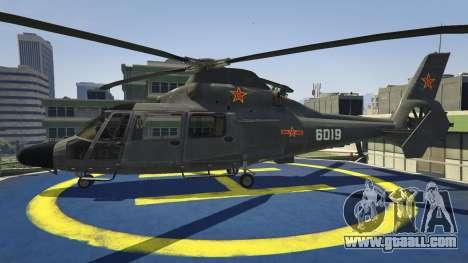 GTA 5 Harbin Z-9 second screenshot