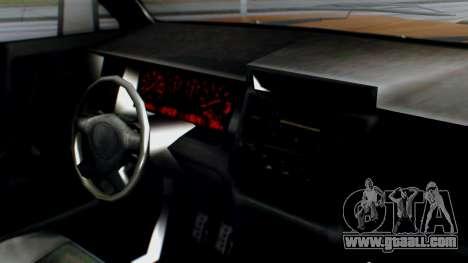 GTA 5 Vapid Sandking XL for GTA San Andreas right view