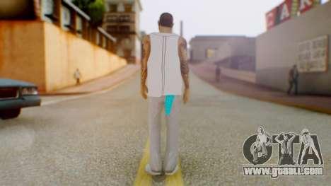 New Cesar HD for GTA San Andreas third screenshot