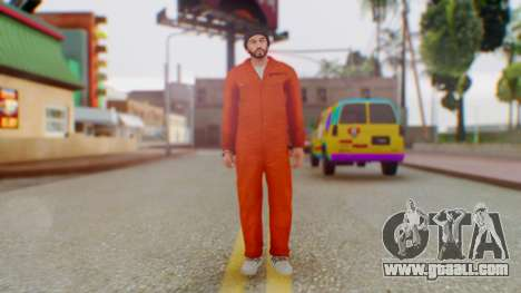 FOR-H Prisoner for GTA San Andreas second screenshot