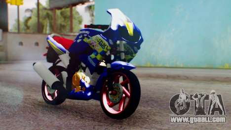 Suzuki FXR150 for GTA San Andreas