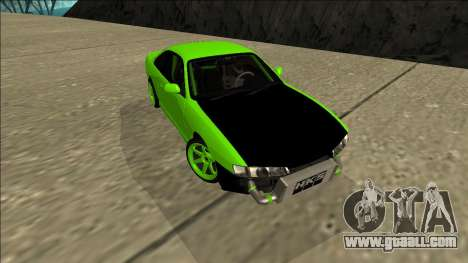 Nissan Silvia S14 Drift for GTA San Andreas side view