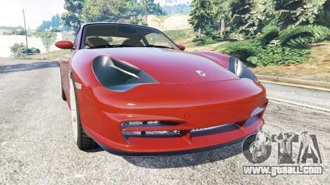 Porsche 911 GT3 2004 for GTA 5