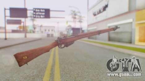 Arma OA Lee Enfield for GTA San Andreas second screenshot