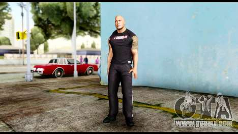 WWE The Rock 2 for GTA San Andreas second screenshot