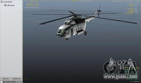 GTA 5 Mi-8 ninth screenshot
