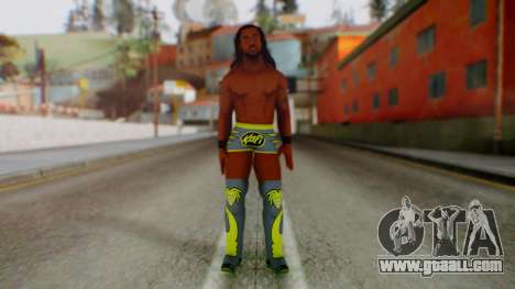 WWE Kofi for GTA San Andreas second screenshot