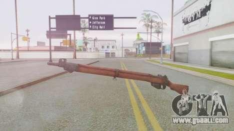 Arma OA Lee Enfield for GTA San Andreas
