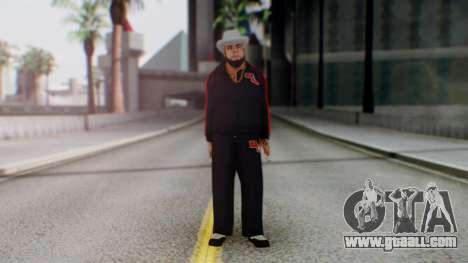 Brodus Clay 2 for GTA San Andreas second screenshot