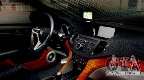 Honda Accord Yukari Itasha for GTA San Andreas right view
