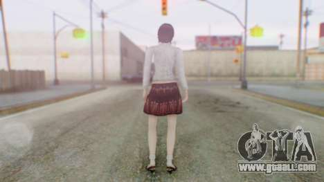 Fatal Frame 4 Madoka for GTA San Andreas third screenshot