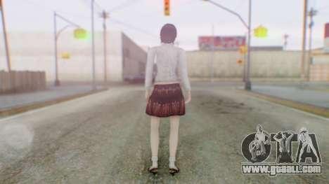 Fatal Frame 4 Madoka for GTA San Andreas third screenshot