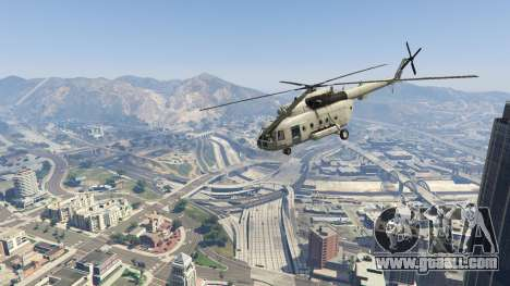 GTA 5 Mi-8 eighth screenshot