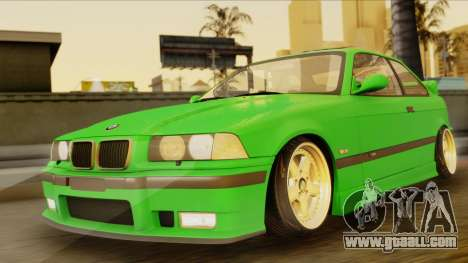 BMW M3 E36 [34RS671] for GTA San Andreas