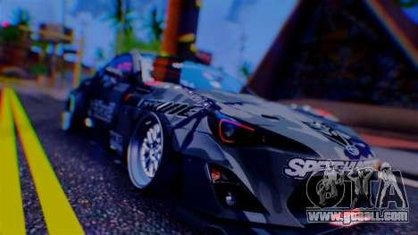 Aero Project Art 0.248 for GTA San Andreas fifth screenshot