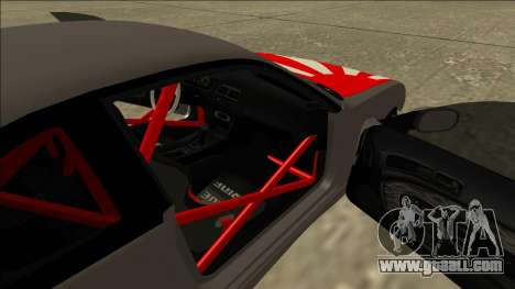 Nissan Silvia S14 Drift JDM for GTA San Andreas side view