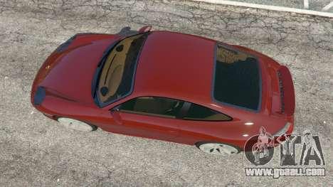 GTA 5 Porsche 911 GT3 2004 back view
