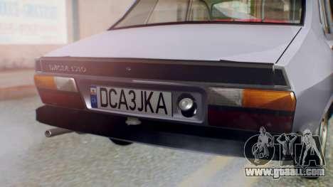 Dacia 1310 v2 for GTA San Andreas back view