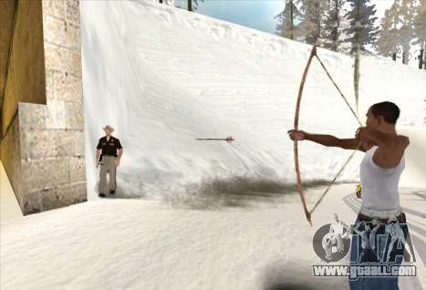 Archery for GTA San Andreas