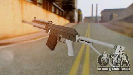 GTA 5 Heavy Shotgun - Misterix 4 Weapons for GTA San Andreas second screenshot