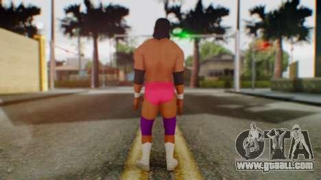 WWE Damien Sandow 2 for GTA San Andreas third screenshot