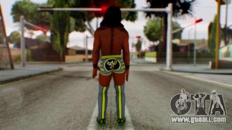 WWE Kofi for GTA San Andreas third screenshot
