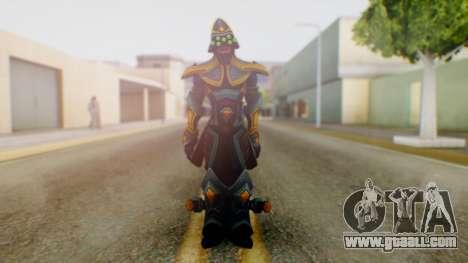 Masteryi League of Legends Skin for GTA San Andreas second screenshot