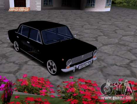 VAZ 2101 KBR for GTA San Andreas left view