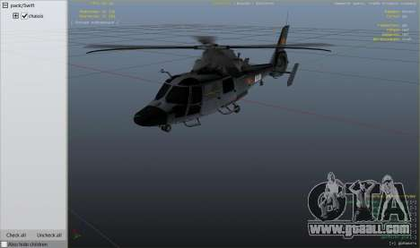 GTA 5 Harbin Z-9 ninth screenshot