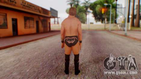Chris Jericho 2 for GTA San Andreas third screenshot