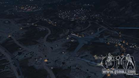 GTA 5 Tu-160 White Swan sixth screenshot