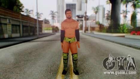 Justin Gabriel for GTA San Andreas second screenshot