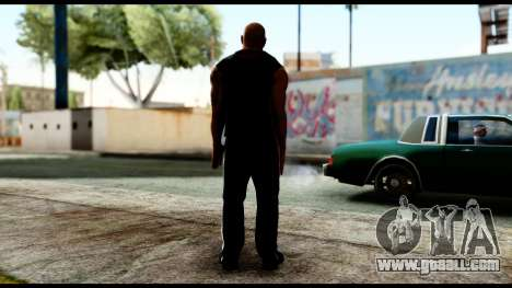 WWE The Rock 2 for GTA San Andreas third screenshot