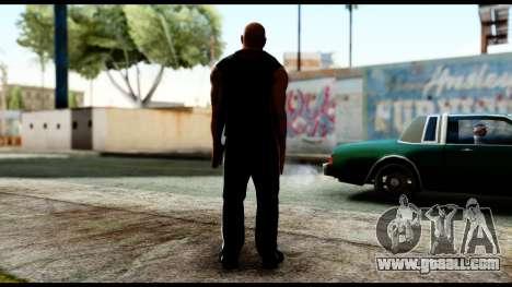 WWE The Rock 2 for GTA San Andreas third screenshot