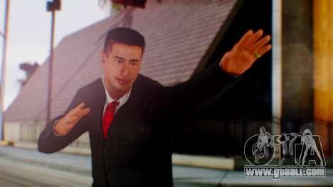Justin Roberts for GTA San Andreas