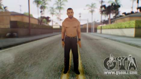 Jinder Mahal 2 for GTA San Andreas second screenshot