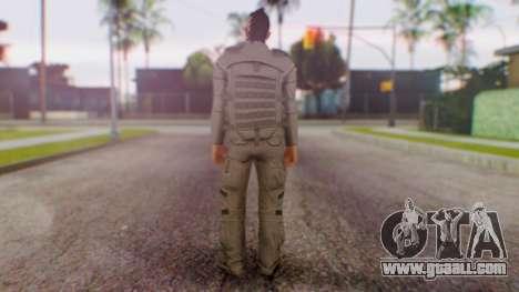 GTA Online Executives and other Criminals Skin 2 for GTA San Andreas third screenshot