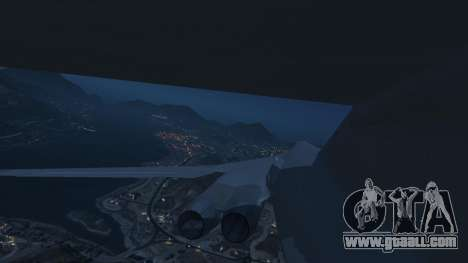 GTA 5 Tu-160 White Swan seventh screenshot