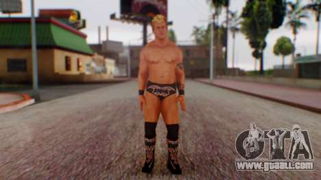 Chris Jericho 2 for GTA San Andreas second screenshot