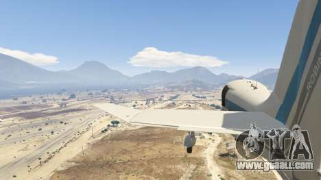GTA 5 Robin DR-400 seventh screenshot