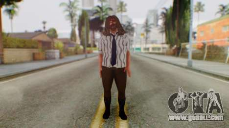 WWE Mankind for GTA San Andreas second screenshot