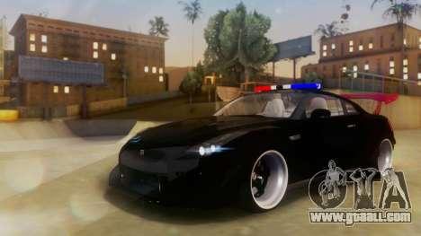 Nissan GT-R Police Rocket Bunny for GTA San Andreas