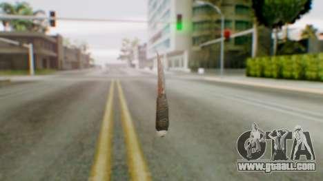 Shank for GTA San Andreas second screenshot
