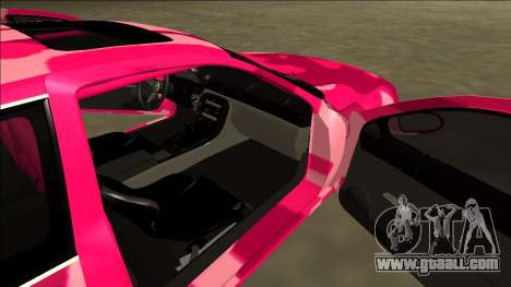 Lexus SC 300 Drift for GTA San Andreas back view