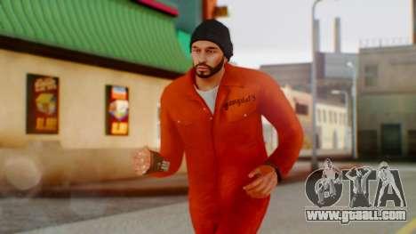 FOR-H Prisoner for GTA San Andreas
