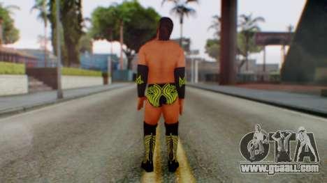 Justin Gabriel for GTA San Andreas third screenshot